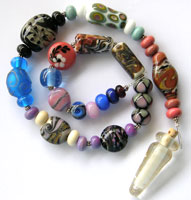 'LAB RATS - Set 2'   Lampwork Glass Beads