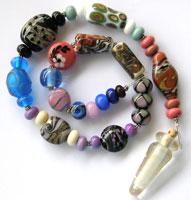 'LAB RATS - Set 2'   Lampwork Glass Beads